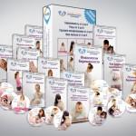 Полный комплект аудиокурсов «Легкая беременность — естественные роды — счастливый здоровый малыш»