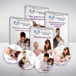 Комплект аудиокурсов для будущих родителей «Ваш малыш от А до Я»